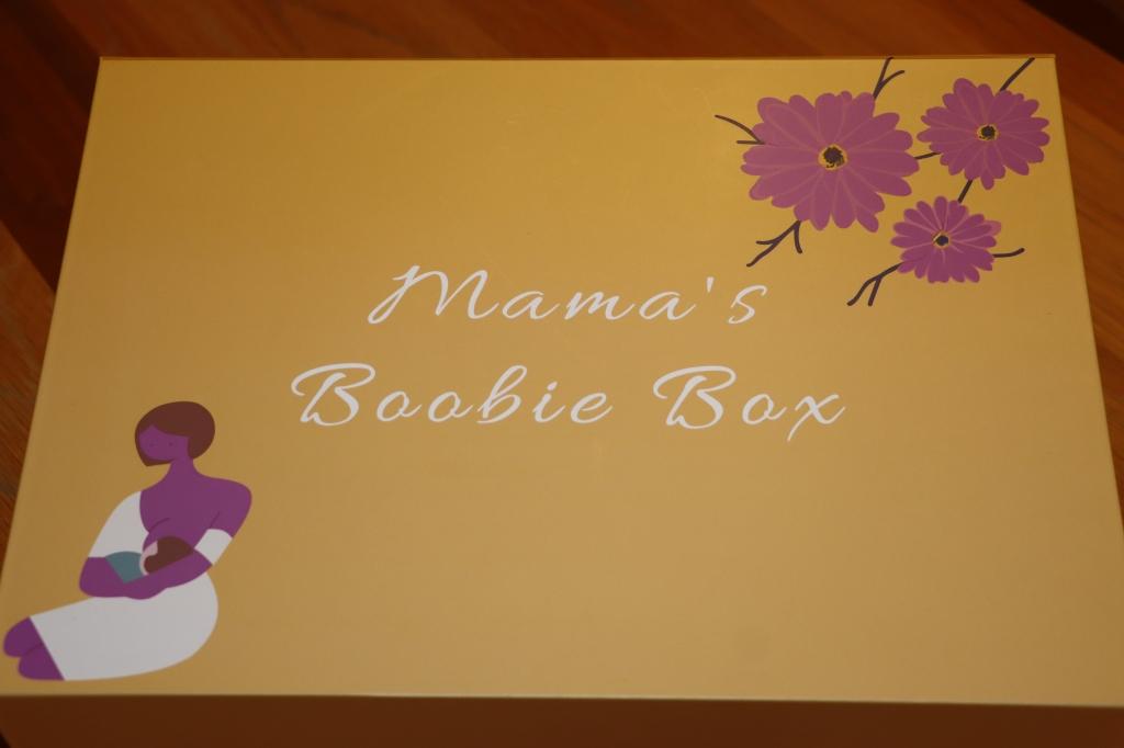 Mama's Boobie Box is born